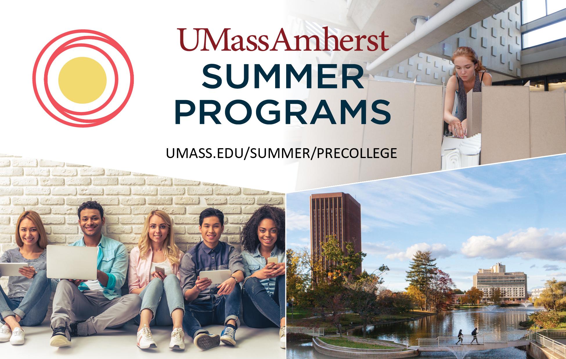 Summer Program - College Experience | UMass Amherst Summer Pre-College Programs