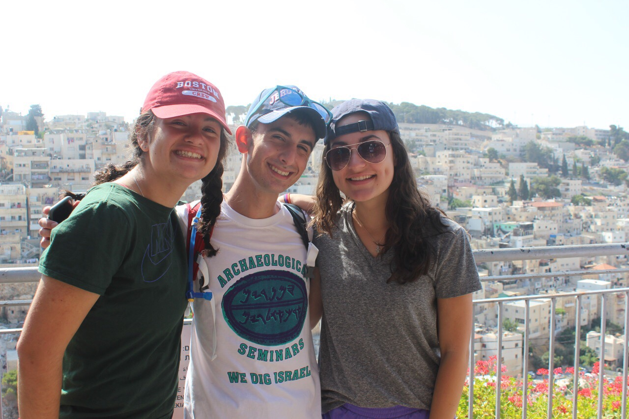 Summer Program - Group Travel | United Synagogue Youth Summer Experiences
