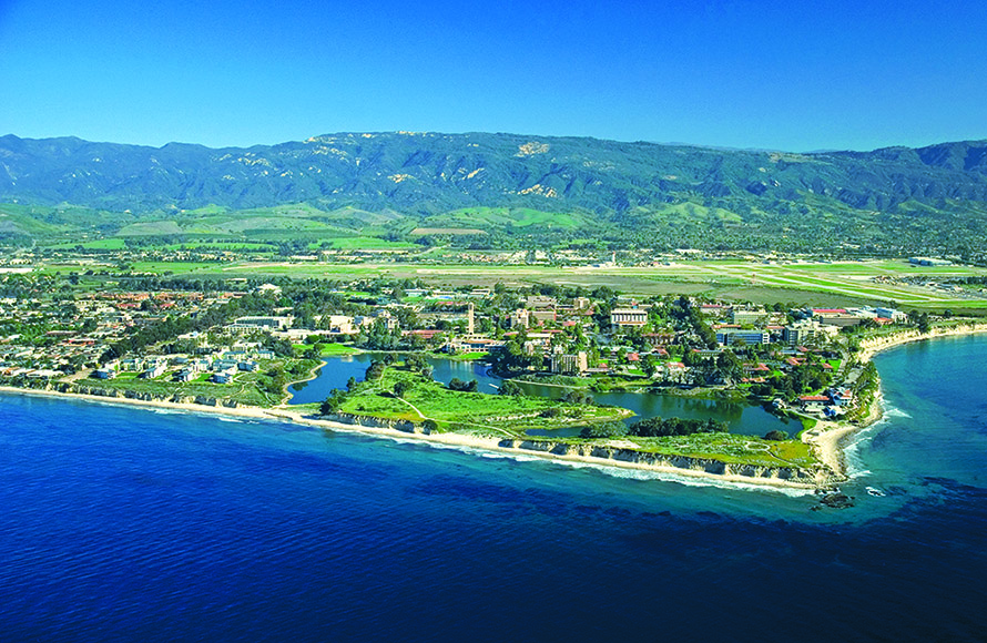 College - University of California - Santa Barbara  1
