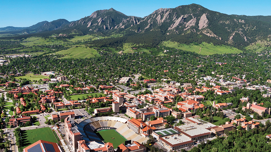 College - University of Colorado Boulder  1