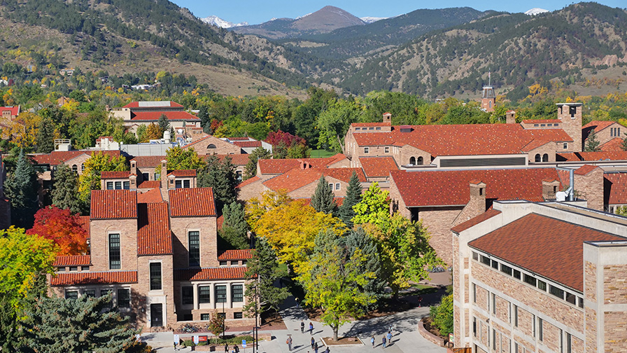 College - University of Colorado Boulder  5