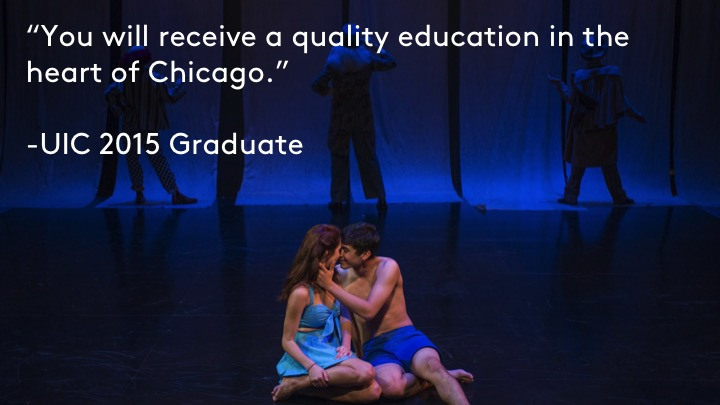 College - University of Illinois - Chicago: School of Theatre & Music  6