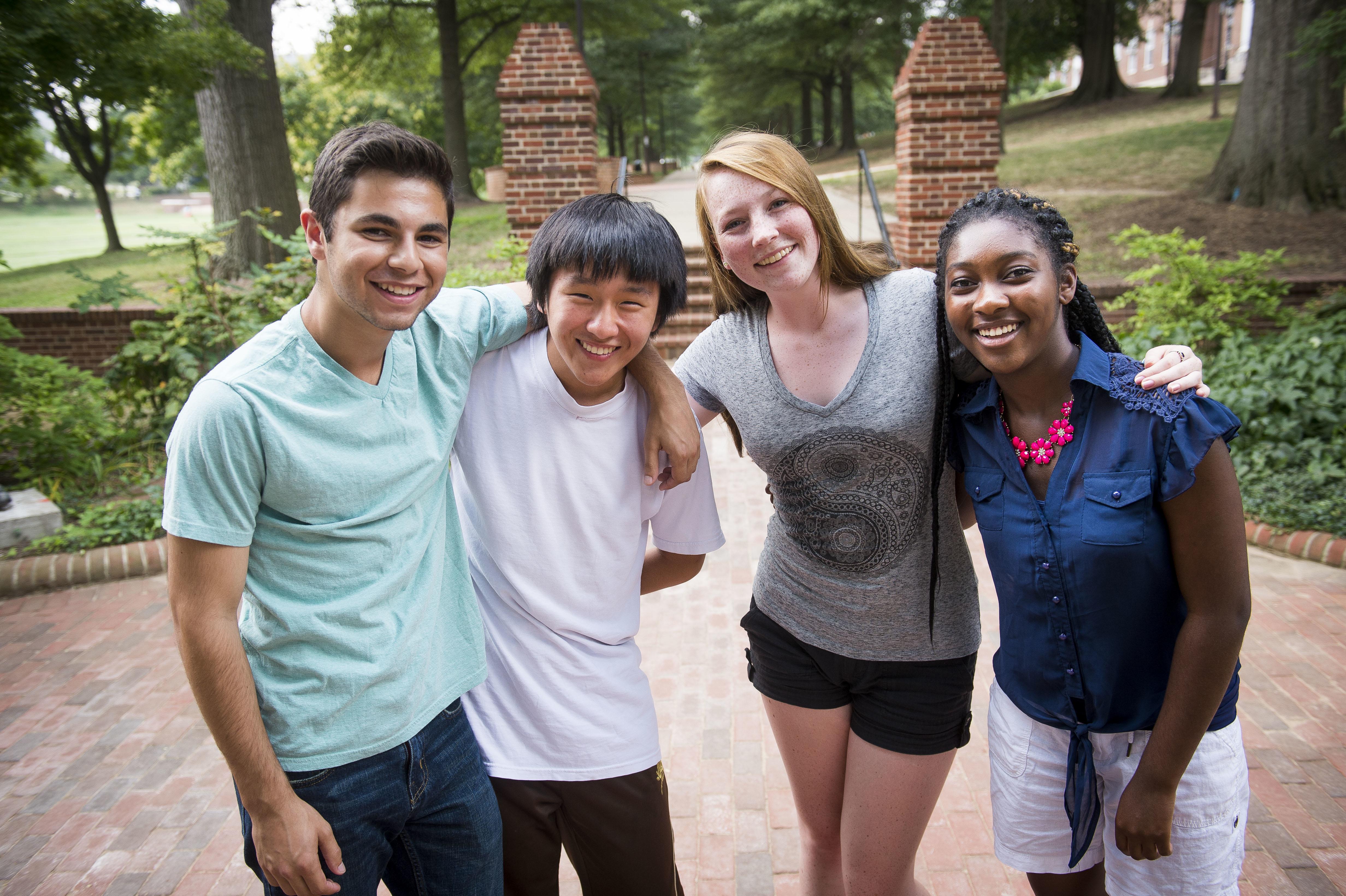 Summer Program - Journalism | University of Maryland: Terp Young Scholars | College of Journalism
