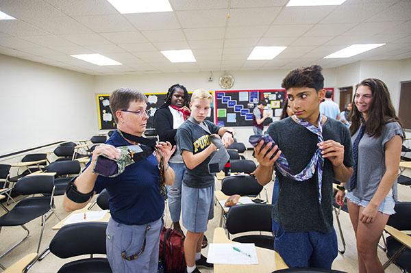 Summer Program - College Credit | University of Maryland: Terp Young Scholars- School of Public Health