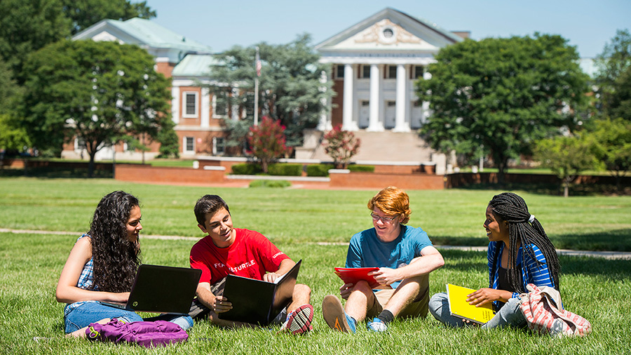 Summer Program - Writing | University of Maryland: Terp Young Scholars-Online (TYS)