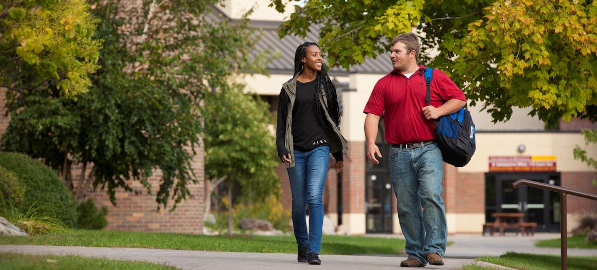 College - University of Minnesota Crookston  1