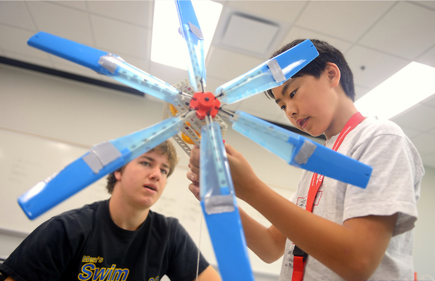 Summer Program - College Experience | University of Mississippi Summer Academy Pre-College