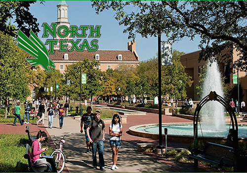 College - University of North Texas  1