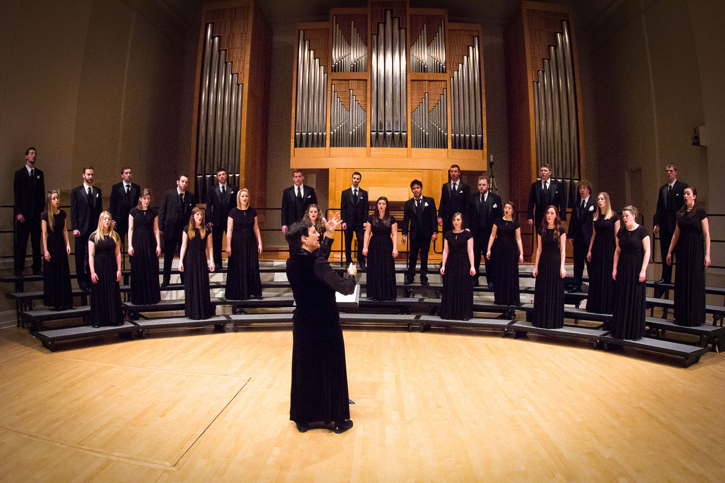 College - University of Oregon: School of Music and Dance  5