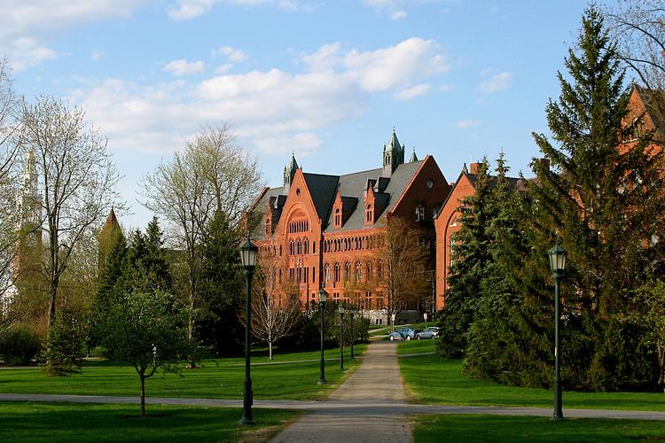 College - University of Vermont  1