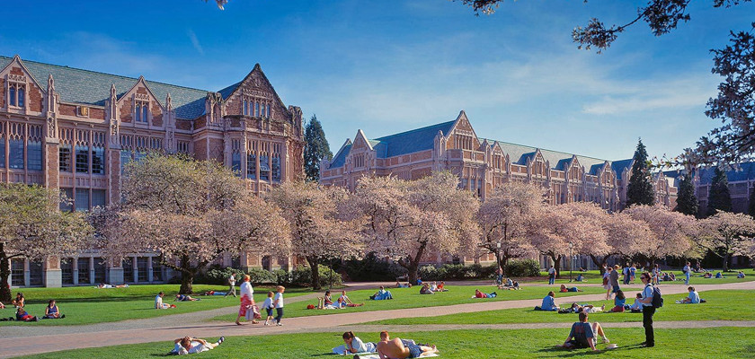 College - University of Washington  1