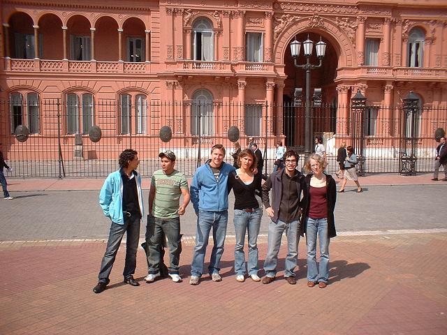 Gap Year Program - Mente Argentina: University Spanish Program in Buenos Aires  2