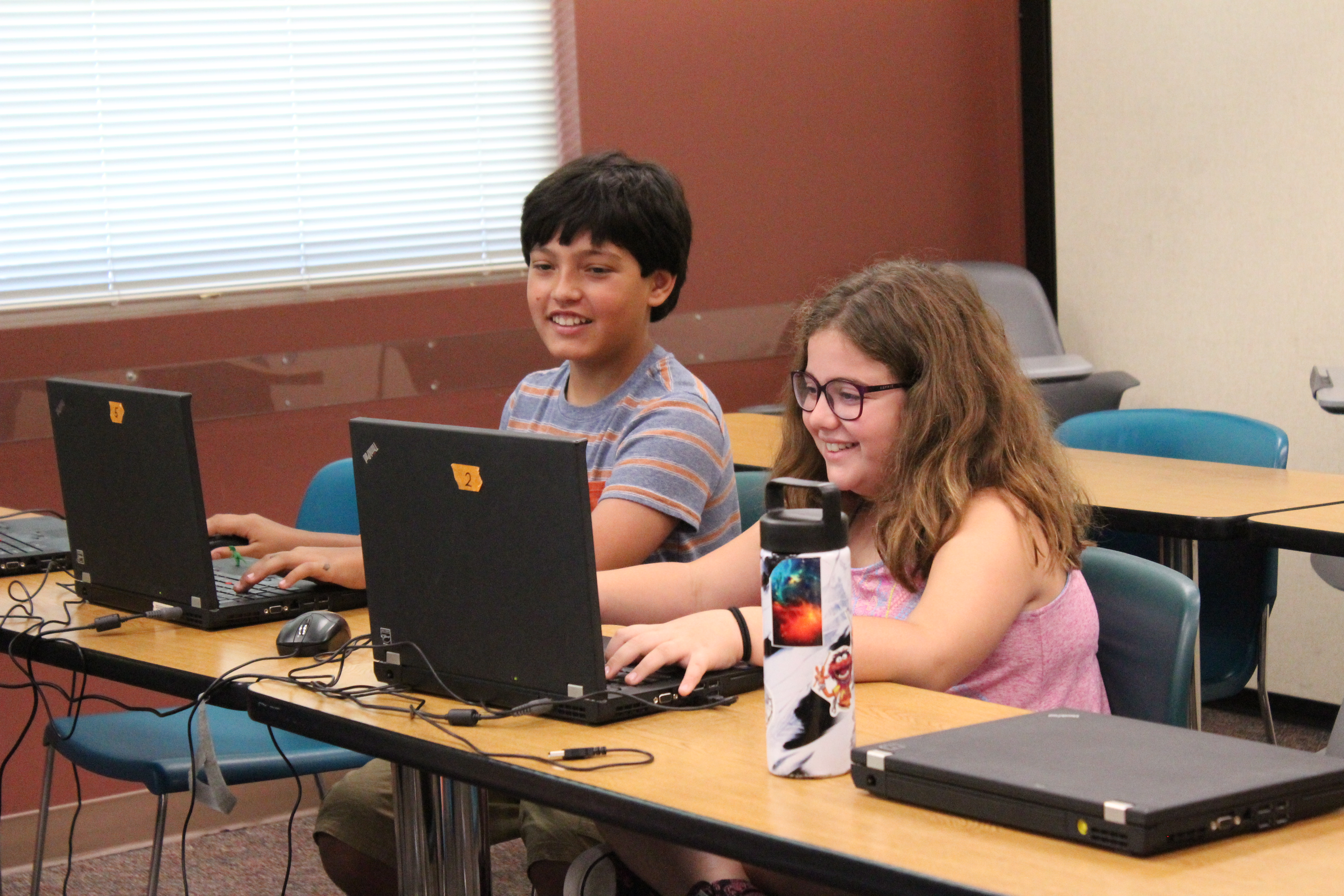 Summer Program - Robotics | URJ 6 Points Sci-Tech Academy West
