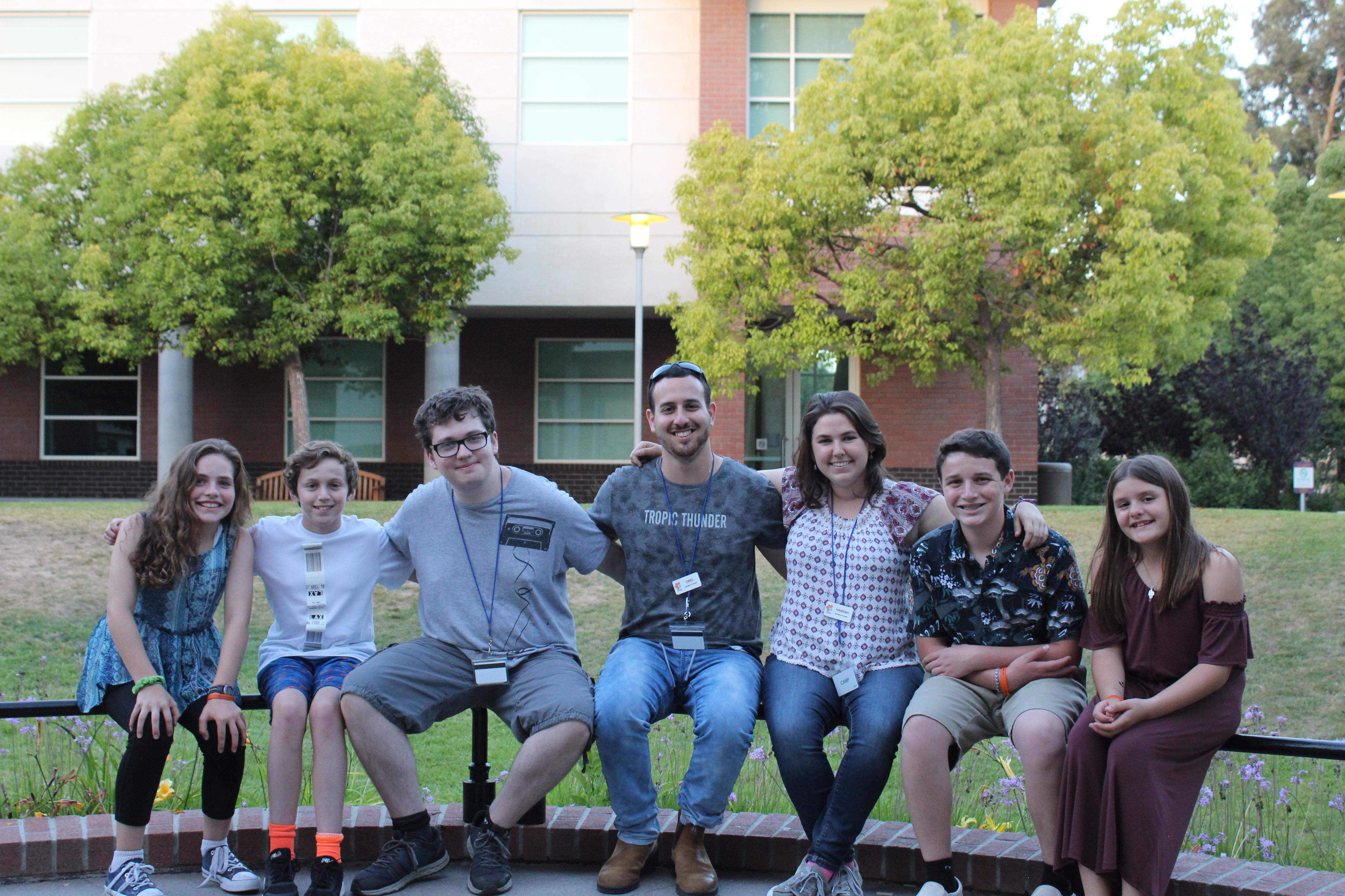 Summer Program - Bio Technology | URJ 6 Points Sci-Tech Academy West