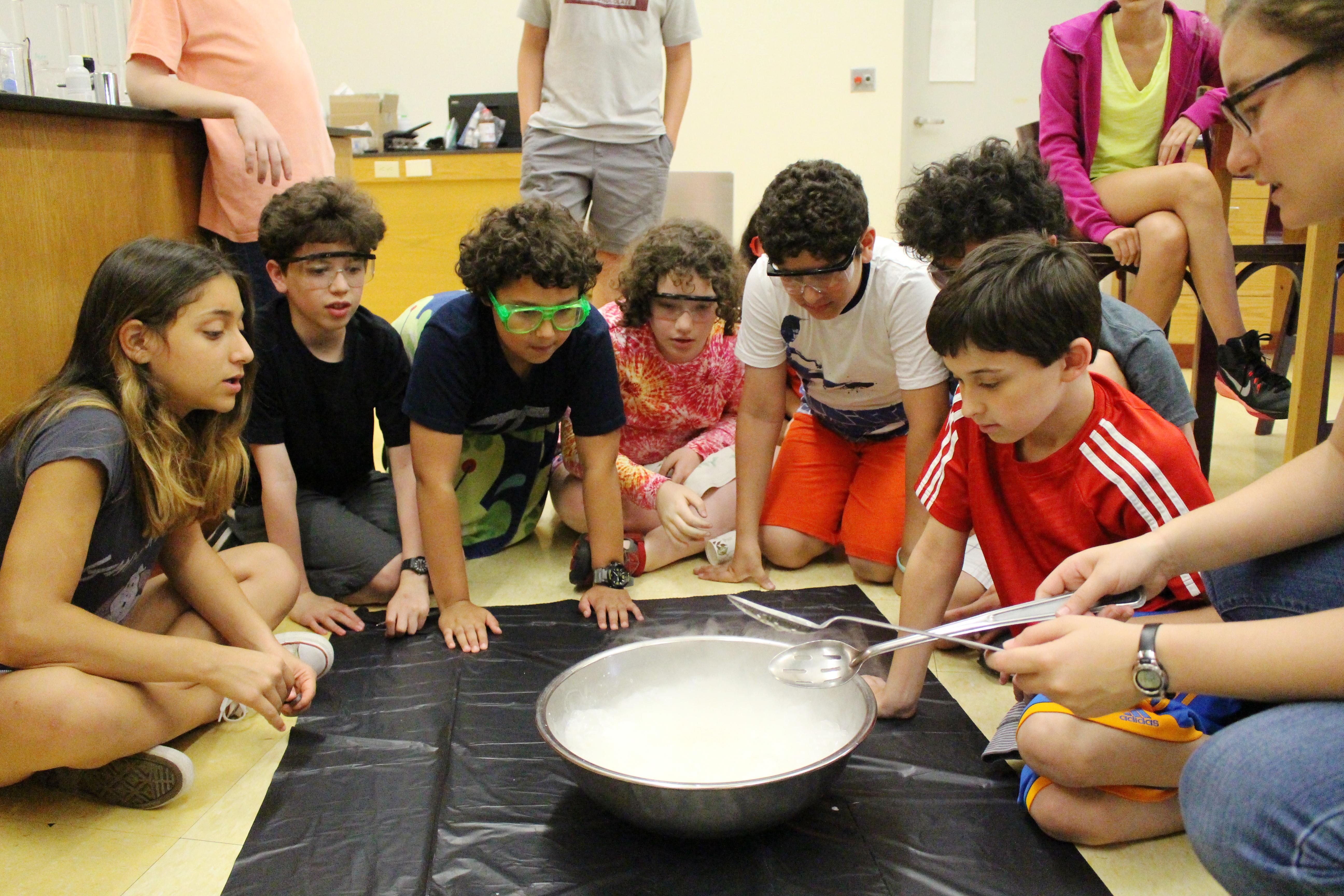 Summer Program - Robotics | URJ 6 Points Sci-Tech Academy East