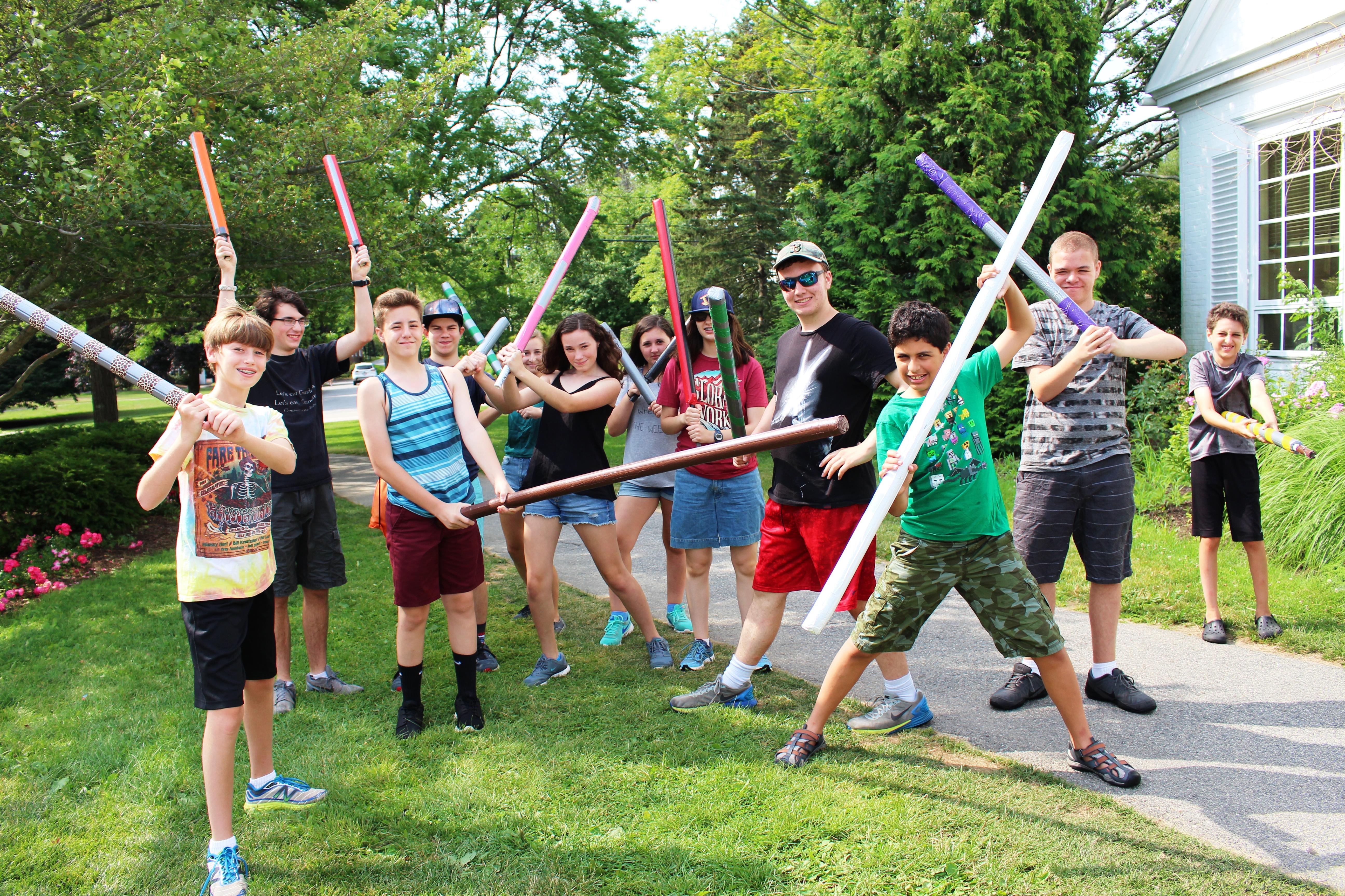 Summer Program - Chemistry | URJ 6 Points Sci-Tech Academy East