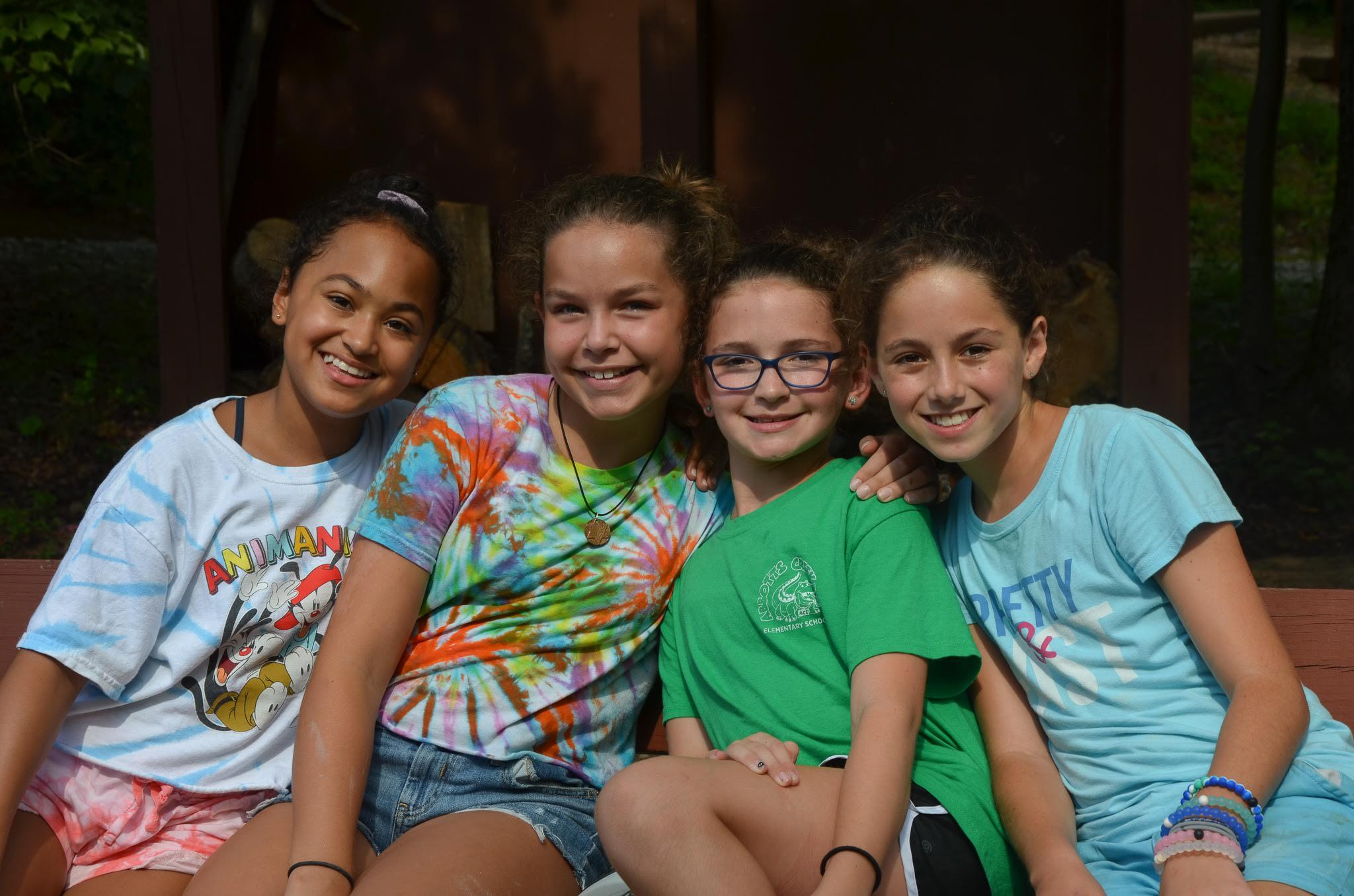 Summer Program - Jewish Leadership | URJ Camp Coleman