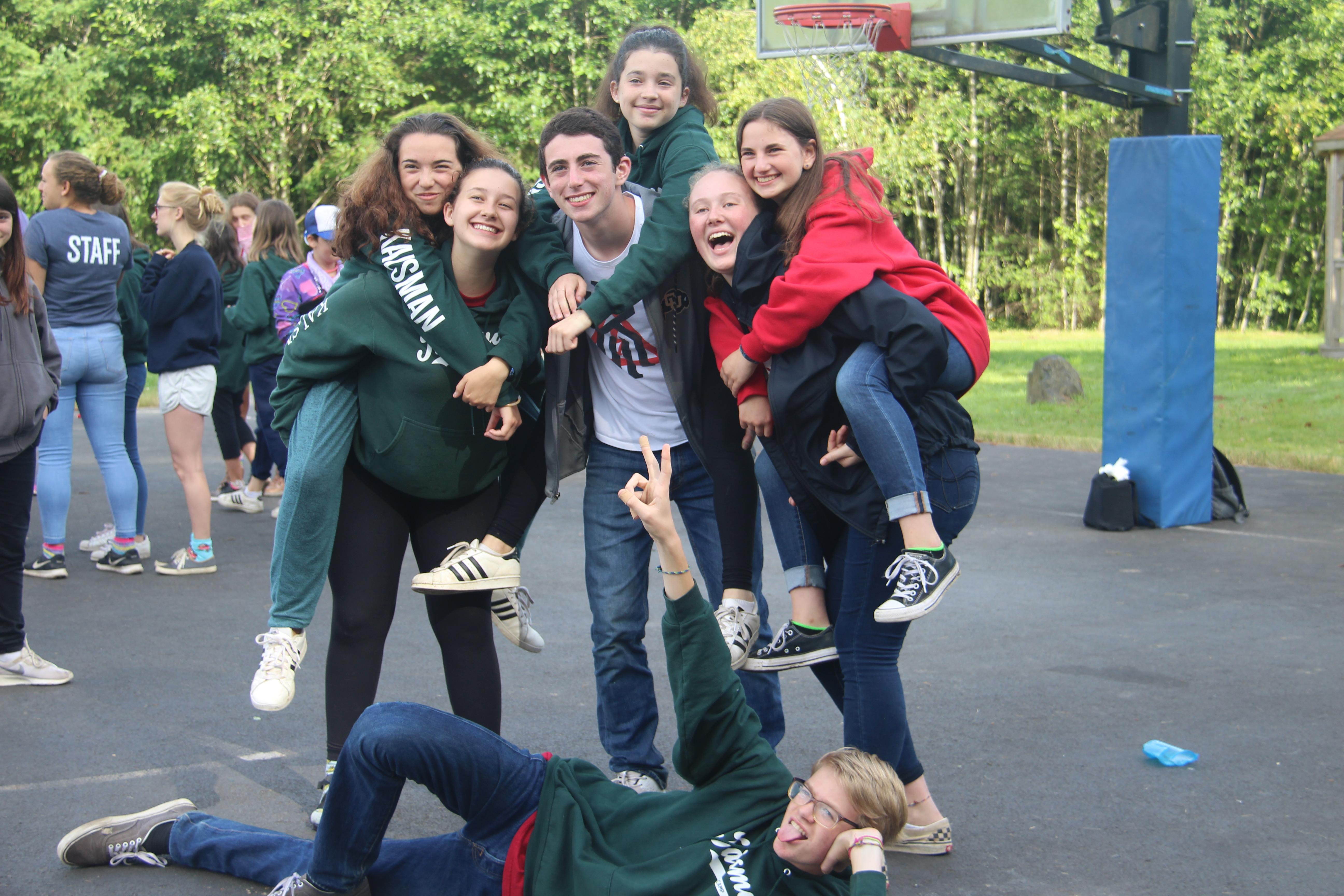 Summer Program - Jewish Culture | URJ Camp Kalsman