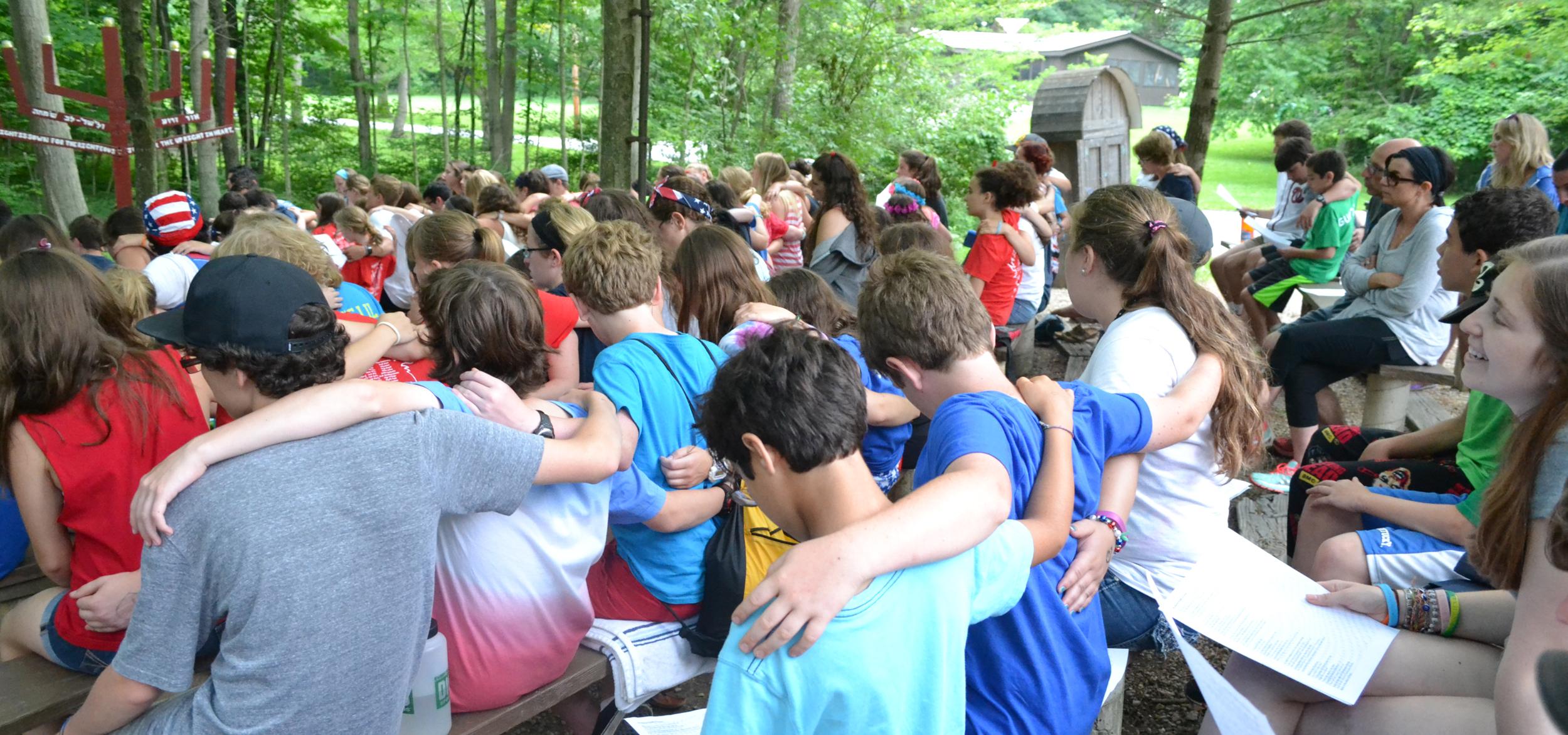 Summer Program - Jewish   URJ Goldman Union Camp Institute (GUCI)