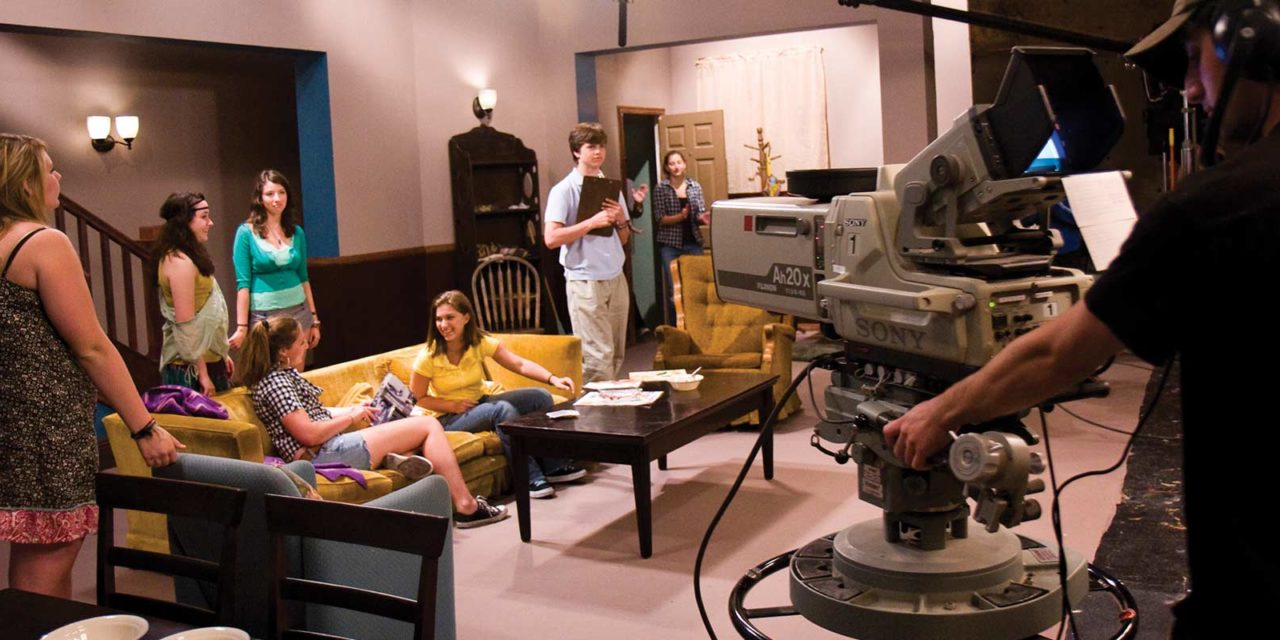 Summer Program - Filmmaking and Digital Media | US Performing Arts Camps