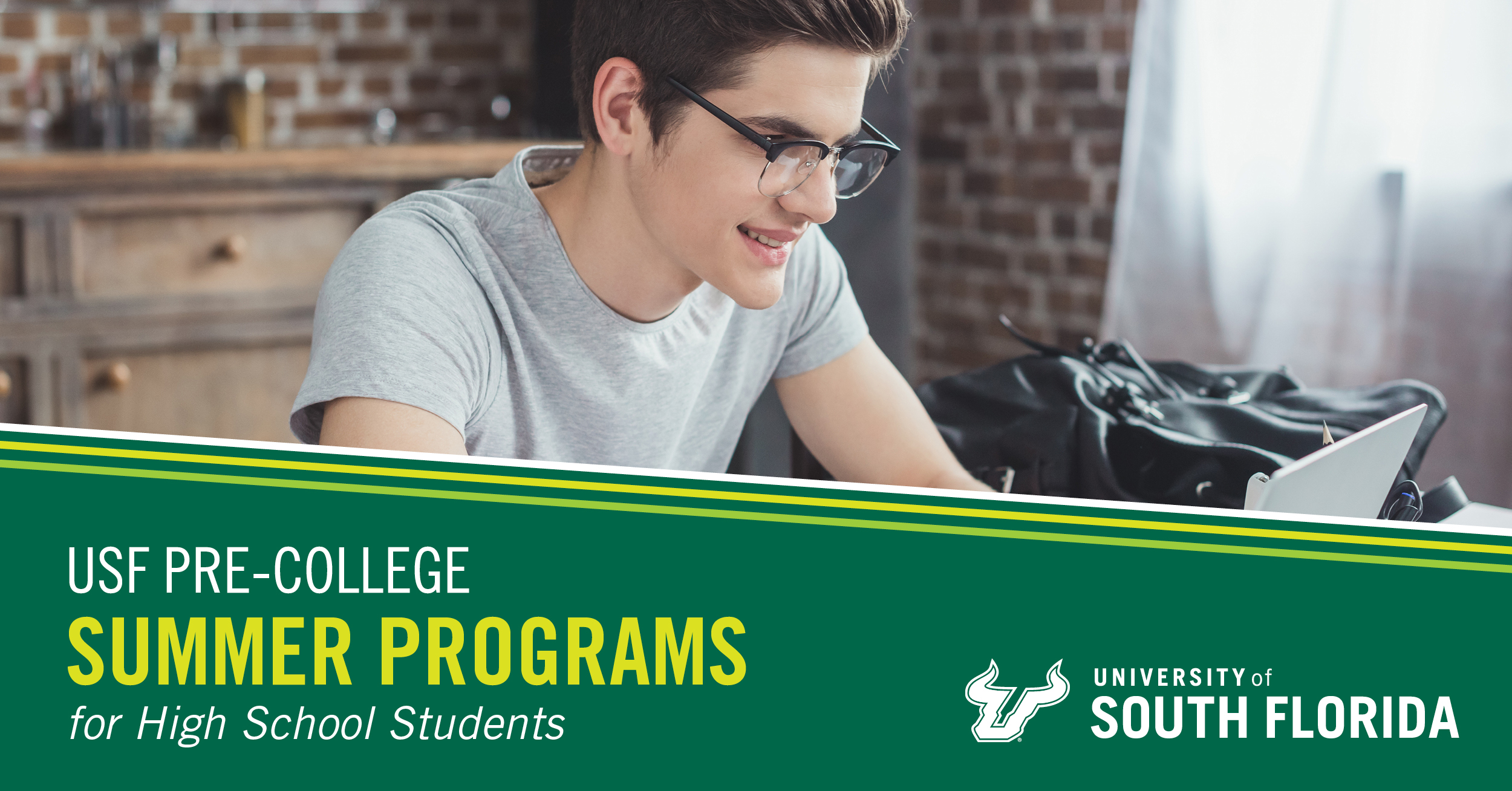 Summer Program - Filmmaking and Digital Media | University of South Florida Pre-College: Summer Programs for High School Students