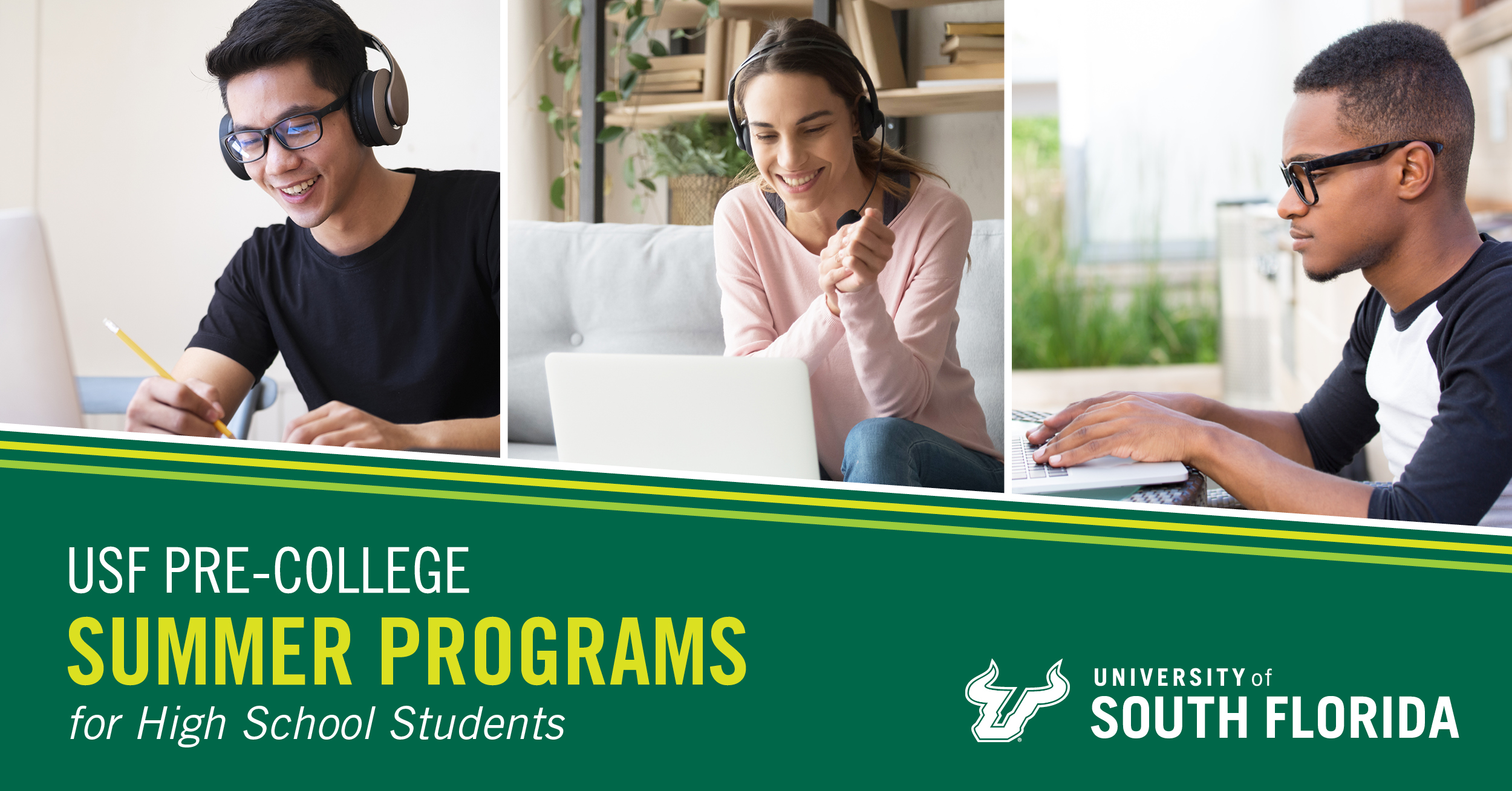 Summer Program - Pre-Med | University of South Florida Pre-College: Summer Programs for High School Students