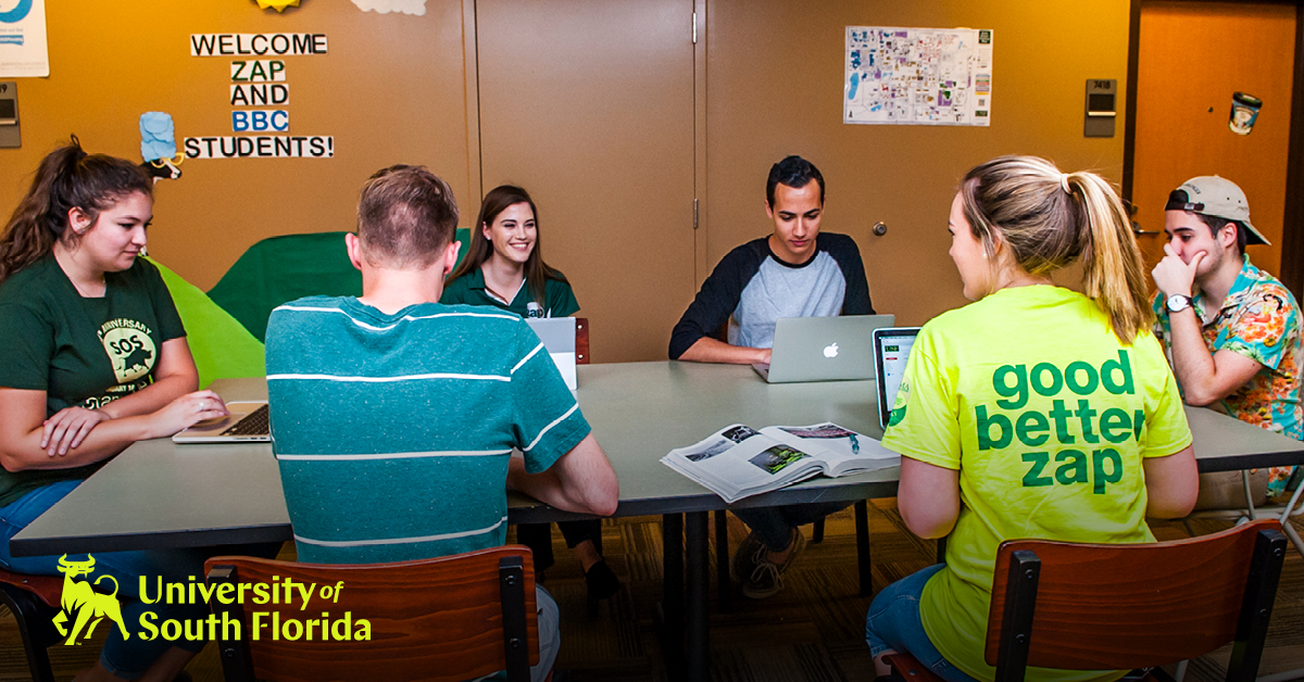 Summer Program - College Experience | University of South Florida Pre-College: Summer Programs for High School Students