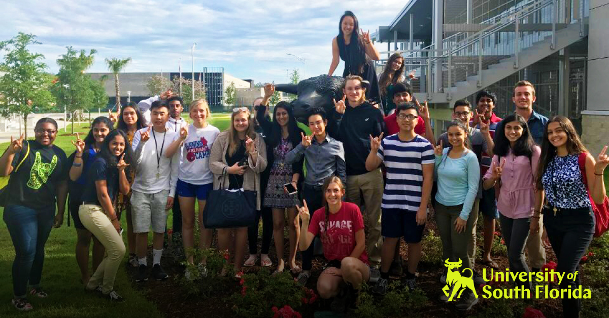 Summer Program - Writing | University of South Florida Pre-College: Summer Programs for High School Students