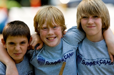 Summer Program - English as Second Language (ESL) | Valley Forge Summer Camps - English Language Learner Camp