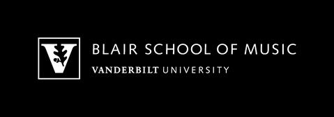 College - The Blair School of Music-Vanderbilt University  1