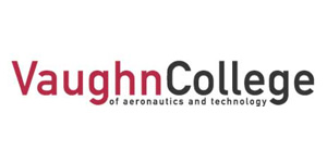 Image result for vaughn college logo