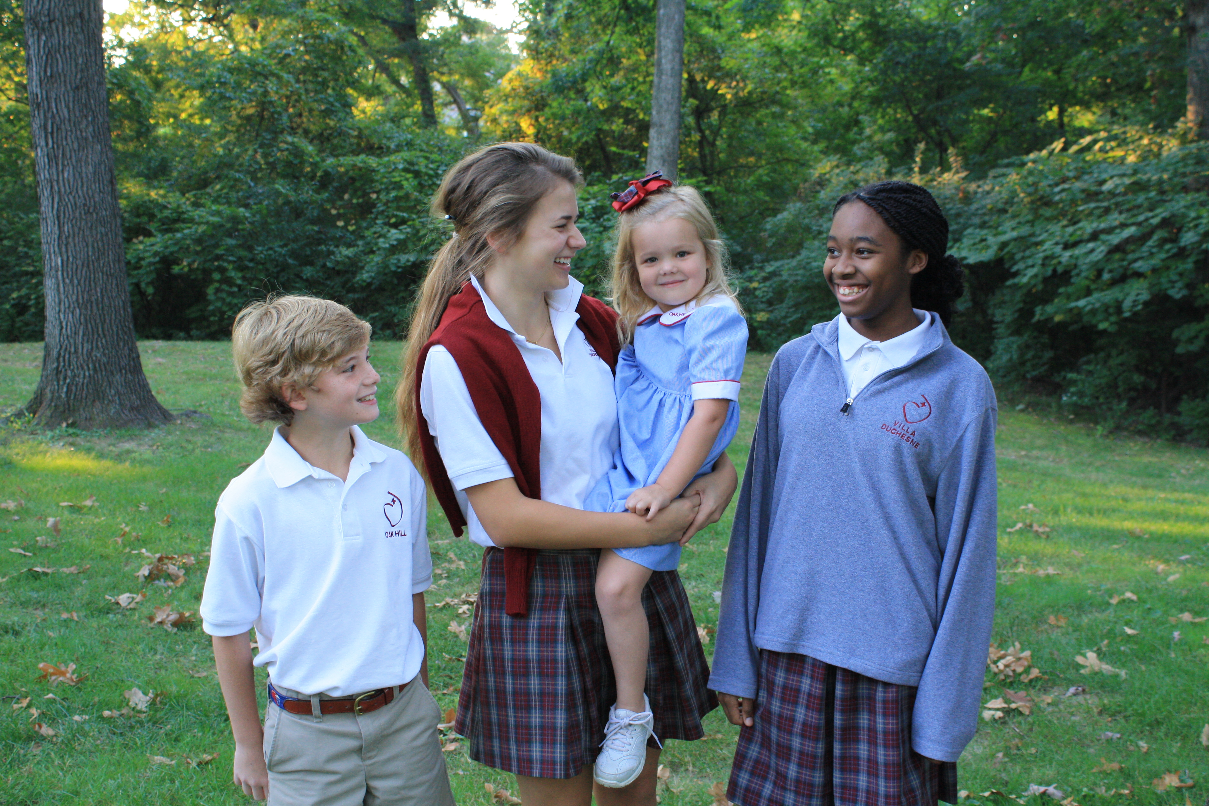 School - Villa Duchesne and Oak Hill School  1