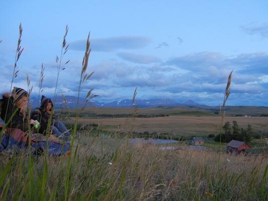 Summer Program - Promoting Volunteerism | VISIONS Montana Blackfeet High School Service Program