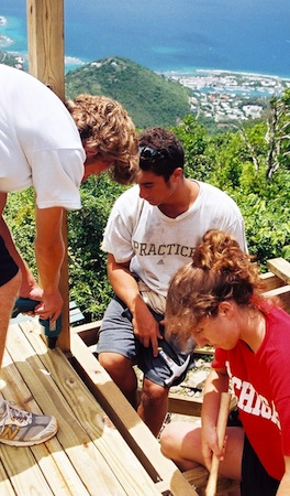 Summer Program - Community Resources | VISIONS British Virgin Islands High School Service Program