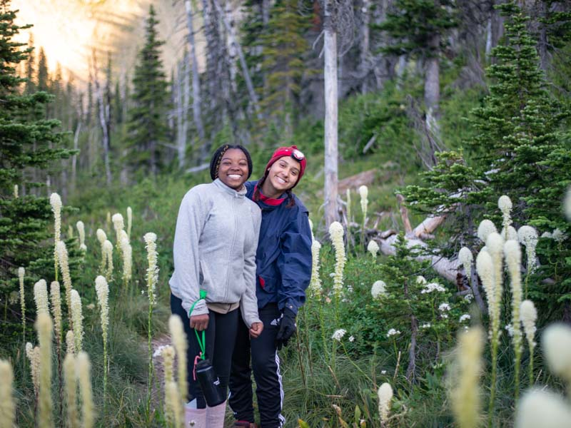 Summer Program - Preserving the Environment | VISIONS Montana Summer High School Service Program