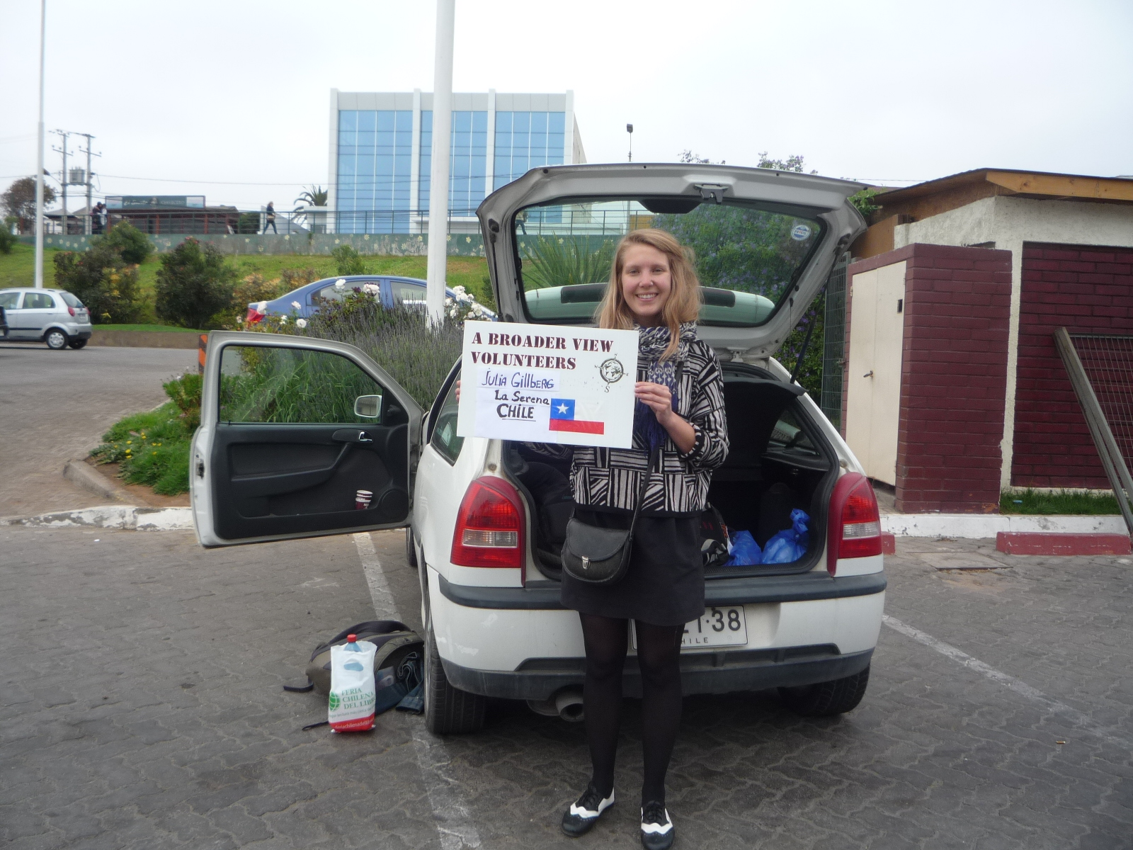 Gap Year Program - Volunteer Abroad in CHILE - Orphanage, Teaching, Elderly Care and Immersion with A Broader View Volunteers  4