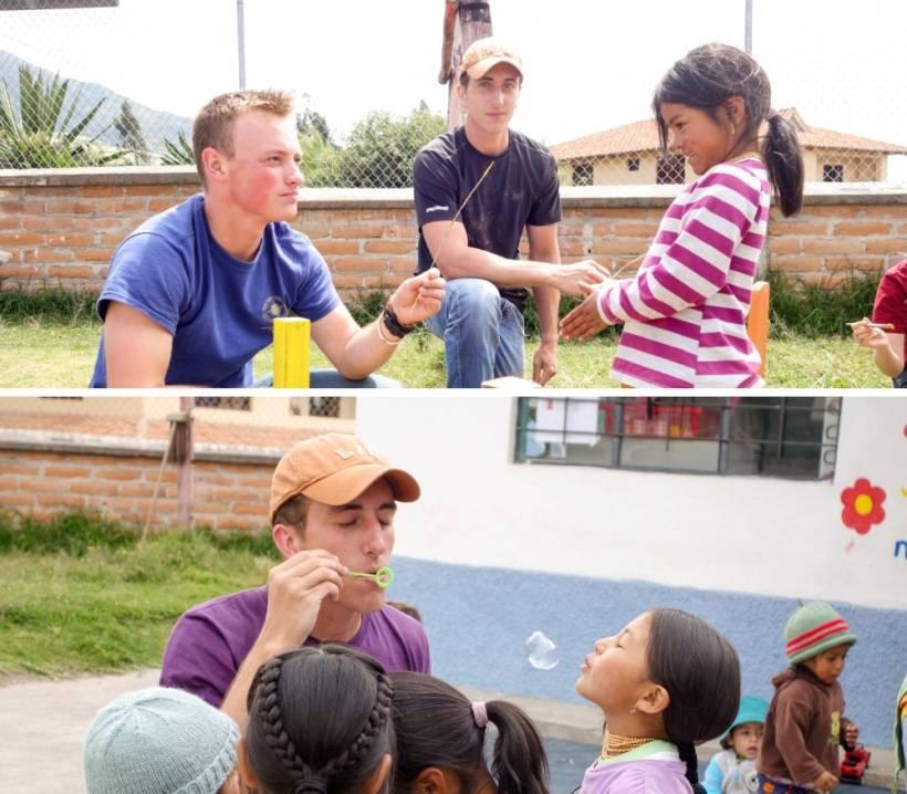 Summer Program - Youth | United Planet's Ecuador Summer Teen Volunteer Opportunities