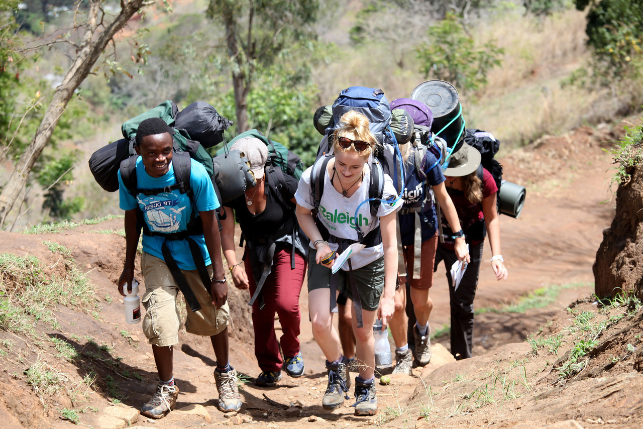 Gap Year Program - Raleigh International: Volunteer Abroad in Tanzania  4