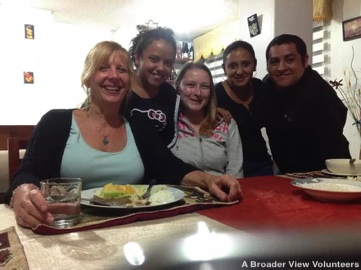 Gap Year Program - Volunteer in ECUADOR QUITO  - Orphanage, Teaching, Hippotherapy and PreMed Program with A Broader View Volunteers  2