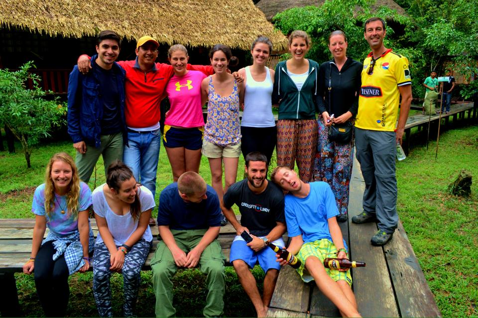 Gap Year Program - Volunteer in ECUADOR QUITO  - Orphanage, Teaching, Hippotherapy and PreMed Program with A Broader View Volunteers  8