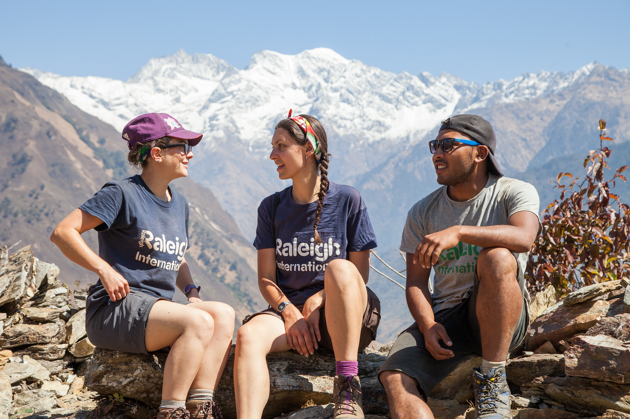 Gap Year Program - Volunteer in Nepal with Raleigh International - Change Starts Here  1