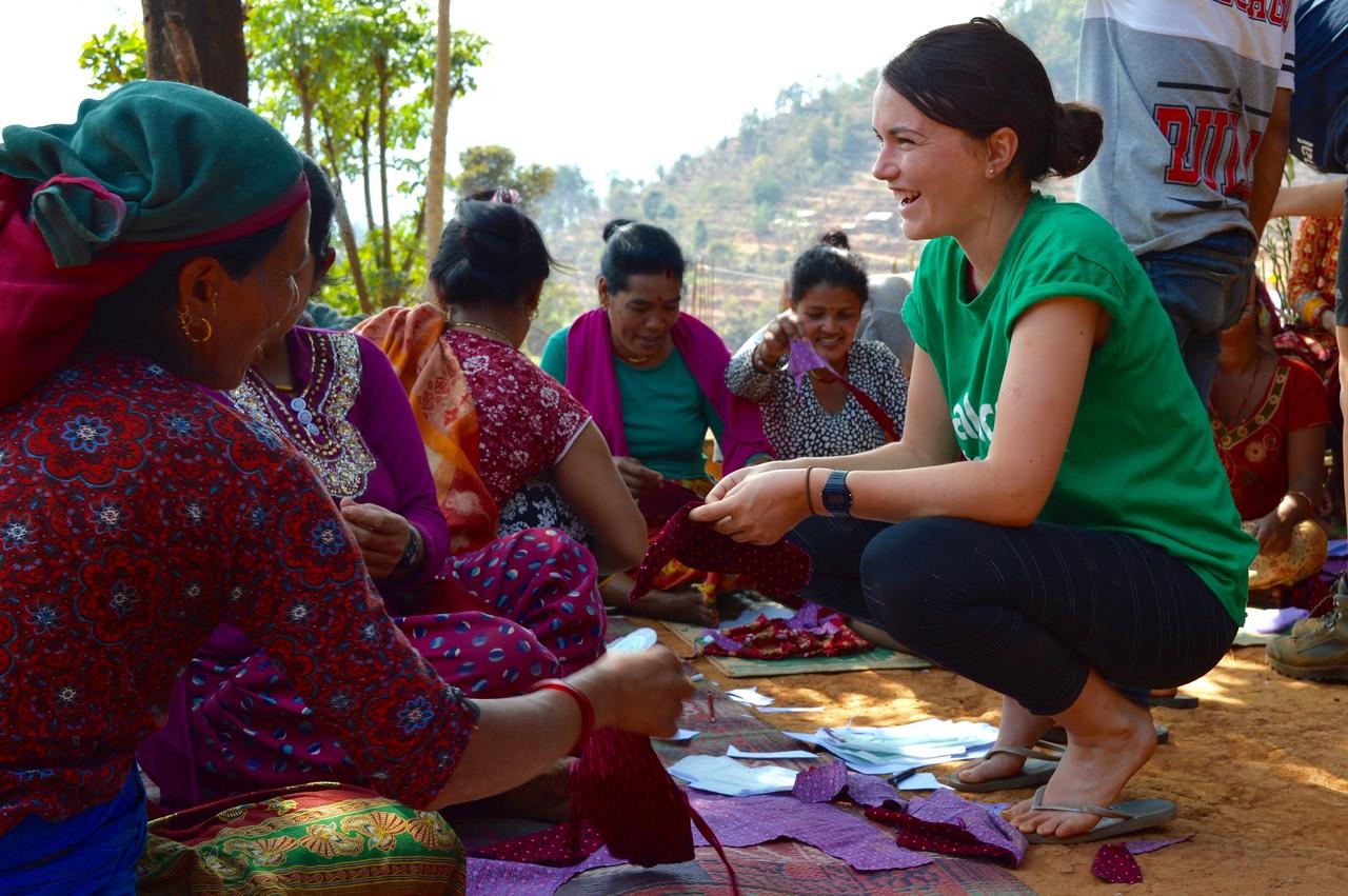Gap Year Program - Volunteer in Nepal with Raleigh International - Change Starts Here  2