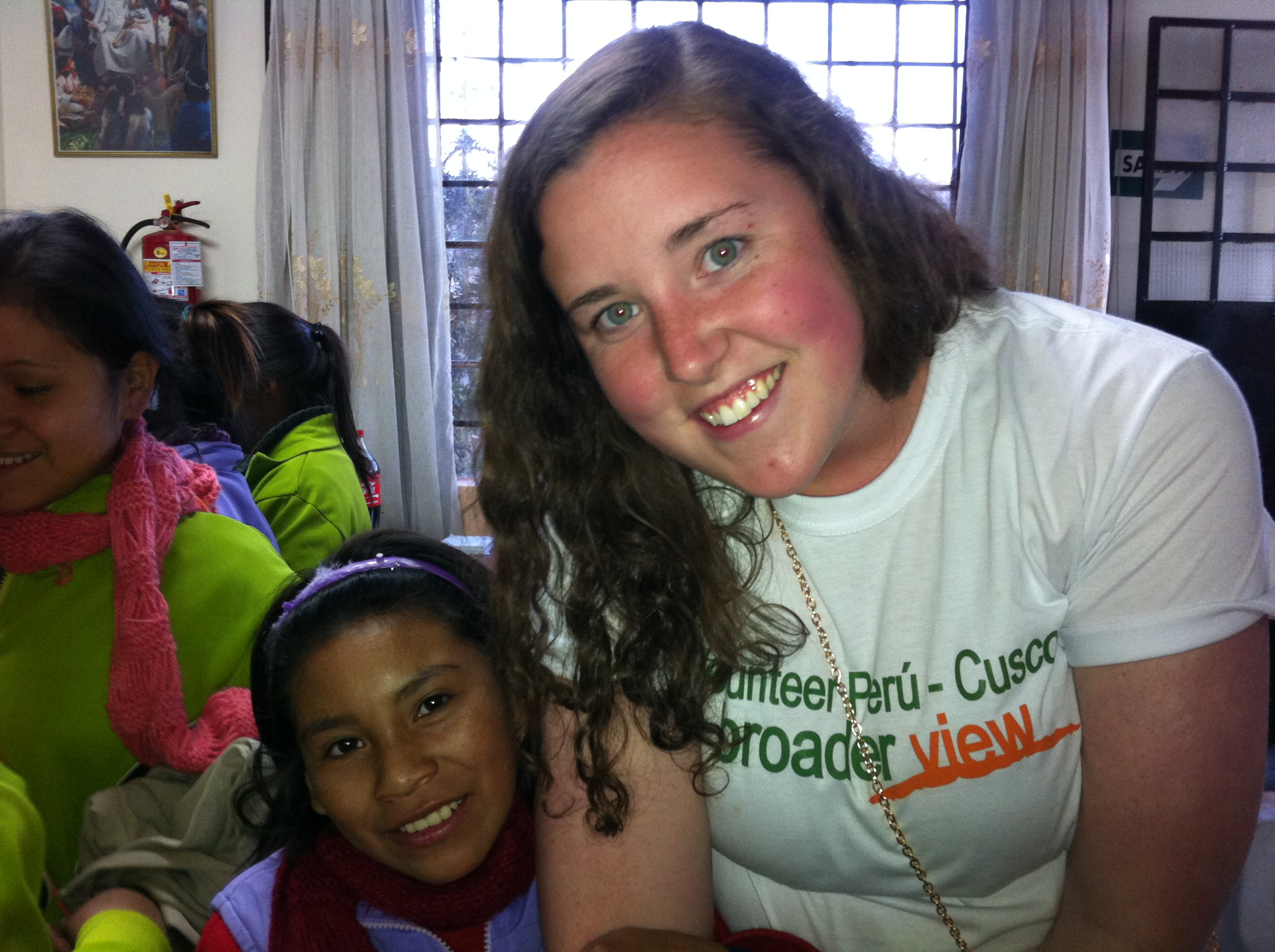 Gap Year Program - Volunteer in PERU CUSCO - Social Welfare, PreMed, Orphanage and Teaching Program with A Broader View Volunteers  5
