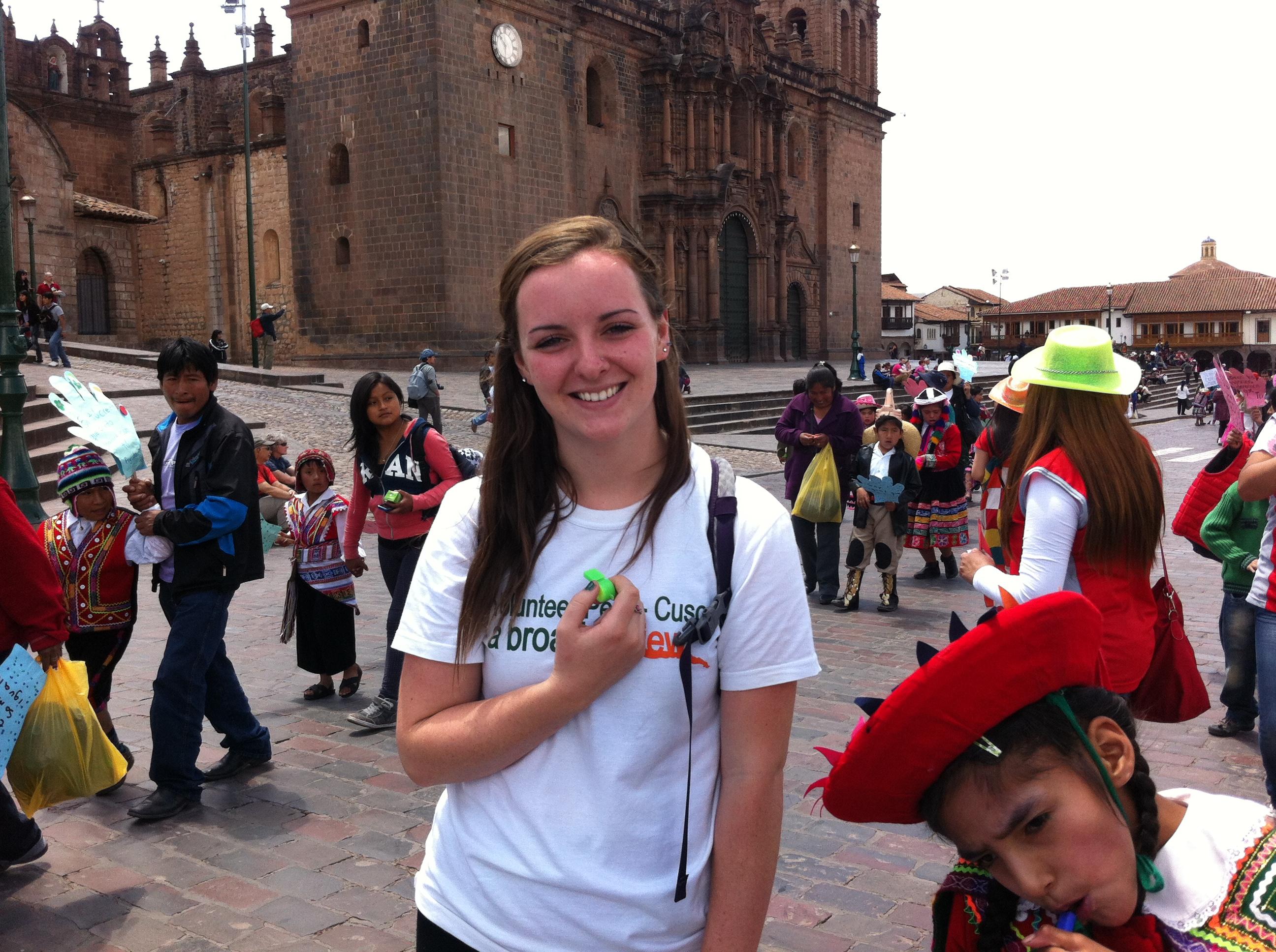 Gap Year Program - Volunteer in PERU CUSCO - Social Welfare, PreMed, Orphanage and Teaching Program with A Broader View Volunteers  3