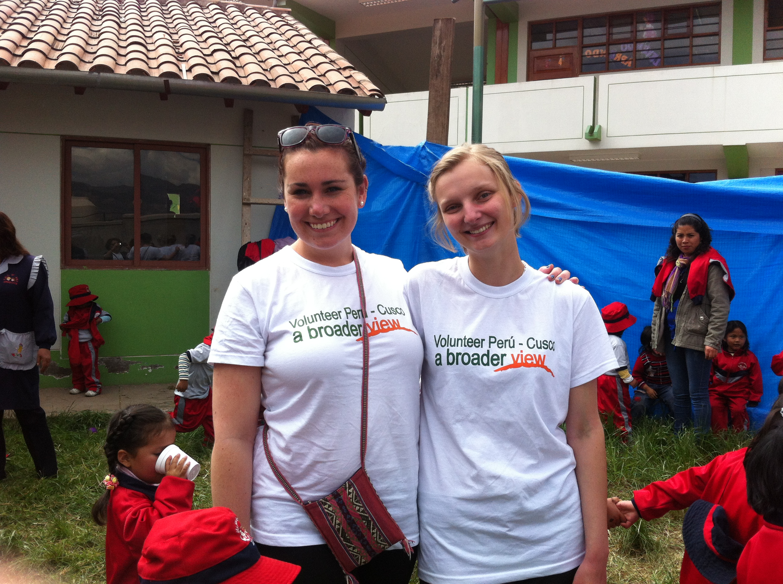 Gap Year Program - Volunteer in PERU CUSCO - Social Welfare, PreMed, Orphanage and Teaching Program with A Broader View Volunteers  4