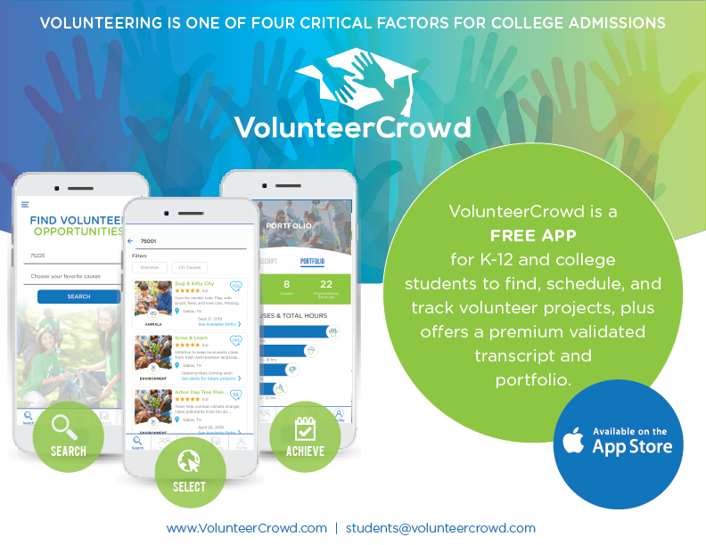 Community Service Organization - VolunteerCrowd  2