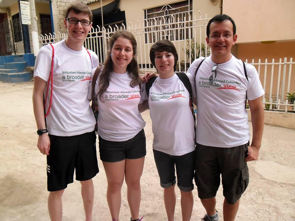 Gap Year Program - Volunteer in COLOMBIA Cartagena- Orphanage, Teaching and Social Welfare A Broader View Volunteers  5
