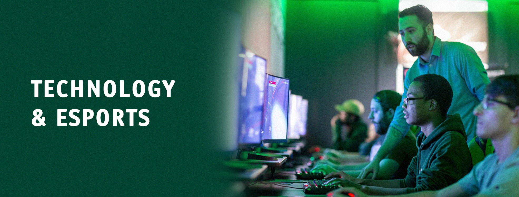 Summer Program - Electronics | eSports and Technology | Summer Pre-College Program for High School Students at Wagner College