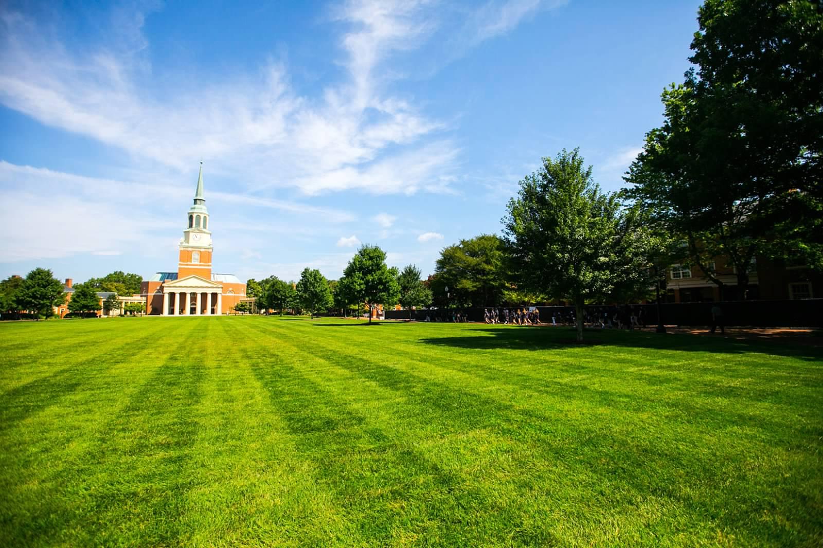 Summer Program - Teaching | Wake Forest University Summer Immersion Programs