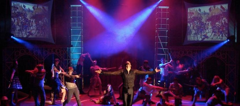 Summer Program - Theatre Arts | Walnut Hill: Summer Theater